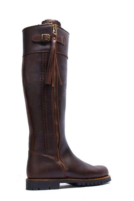 country laarzen dames brede voet